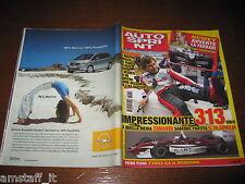 AUTOSPRINT 2003/19=ALEX ZANARDI=RALLY ARGENTINA/PREALPI TERRA=NEWEY=