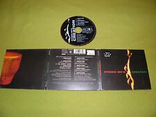 Stereo MC's - Creation - RARE 1993 UK IMPORT CD1 4 Tracks Digipak Dub