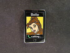 Disney 2014 Hidden Mickey Pin-Belle (from set) Mobile Phones Wave B-WDW
