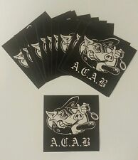 15x Acab Stickers-Amf-Ultras Casuals terraza Fútbol Stickers - 1312