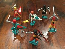 Timpo Medieval Foot Knights - Complete Set - 1970's