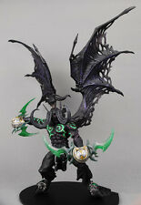 World of Warcraft Demon Form illidan Stormrage Toy Figure Doll 100% New