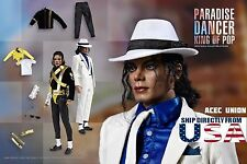 1/6 Michael Jackson Smooth Criminal Dangerous Premium Figure Set B USA PRE-ORDER