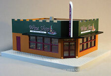 MTH WINE SHOP SINGLE STORY OPPOSITE CORNER STORE o gauge train building 30-90450