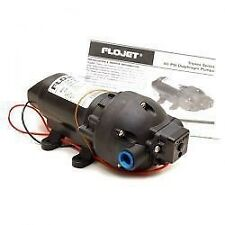 FLOJET 60 PSI 03501-505 WASH DOWN PUMP MARINE BOAT