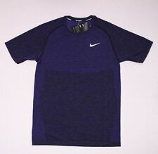 NWT Nike Dri-FIT Knit Men's Running Shirt, Sz S, 717758 459