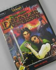 Robin Hood Defender of the Crown von  Cinemaware PC in DVDBOX