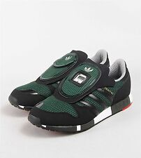 ADIDAS ORIGINALS MICROPACER OG MEN'S SHOES SIZE US 12 UK 11.5 GREEN BLACK S77306