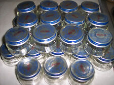 30 Gerber Baby Food Jars 2.5 oz Clean No Glue