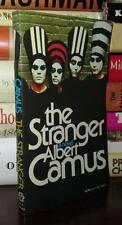 The Stranger by Albert Camus ( Paperback) Free Shipping
