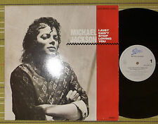 "MICHAEL JACKSON, I JUST CAN'T STOP LOVING YOU, 12"" EP 1987 HOLLAND A-1B-1 VG/EX-"