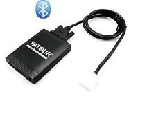 Bluetooth Adapter Mazda Original Radio AUX In Interface CD Wechsler USB SD SDHC