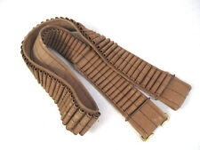 Spanish Am War US 1895 Mills Woven Cartridge Bandolier .30-40 Cal for Krag Rifle