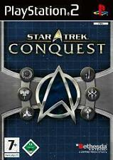 Playstation 2 STAR TREK CONQUEST **** DEUTSCH * NEU