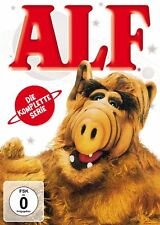 ALF The Complete Series 1-4 Box Set (16 dvds) Seasons 1 2 3 4 Max Wright New r2