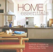 Home Essentials: Hundreds of Inspirational Ideas for Decorating and Fu-ExLibrary