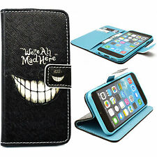 Cute PU Leather Case Card Wallet Foldable Stand Cover For Apple iPhone 6 6S 4.7""