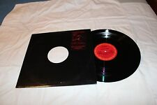 "Roger Waters 12"" Promo Record Specially Banded for Radio & Sticker-PROS AND CONS"