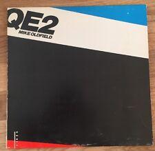 """Mike Oldfield - QE2 12"""" LP (Vinyl aus Sammlung)"""
