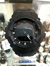 CASIO G-100BB-1A G-SHOCK Men's Military Black Watch 100% Authetic Brand New
