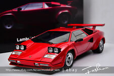 KYOSHO 1:12 LAMBORGHINI COUNTACH LP5000S red NO 1 18 AutoArt