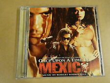 SOUNDTRACK CD / ONCE UPON A TIME IN MEXICO