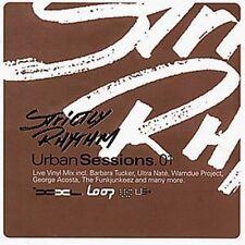 Strictly Rhythm-Urban Sessions.01 (1998) George Acosta, Ultra Naté, Wamdu.. [CD]