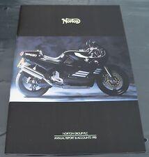 Papeles 27-Norton Group PLC informe anual & Cuentas 1990 Libro en Rústica pb