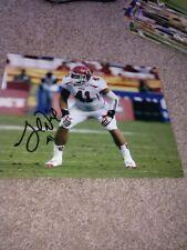 Jared Norris Utah Utes Signed 8x10 Photo NFL