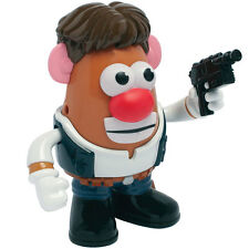 NEW Collector Edition PopTaters Star Wars Han Solo Mr. Potato Head Costume Toy
