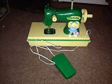VINTAGE 1984 DURHAM INDUSTRIES - CABBAGE PATCH KIDS PLAY SEWING MACHINE  WORKS