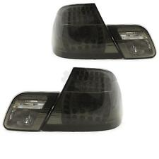 Tail Light Rear Lamp Set (left & right) LED BMW E46 99-03 clear black K3Y