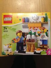 LEGO CITY 40121 Painting Easter Eggs  New Box Set
