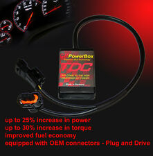 Power Box CR Diesel Tuning Performance Chip Module for AUDI Q5 Q7 TDI