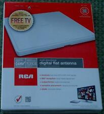 BRAND NEW IN BOX RCA Multi-Directional Digital Flat Antenna, HDTV