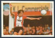 LEAF 100 YEARS OF SOCCER STARS-1987-#010-SOUTHAMPTON-MILAN-MAN UTD-JOE JORDAN