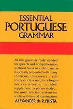 Essential Portuguese Grammar Dover Language Guides Essential Grammar
