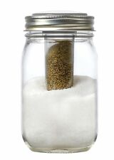 Jarware Salt & Pepper Shaker Lid - Fits Regular Mouth Mason Ball Canning Jars