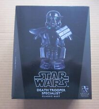 2016 Star Wars Death Trooper Specialist Classic PGM Bust Limited of 300