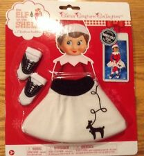 New Elf on the Shelf! Rockin' Reindeer Skirt! New In Package New This Year