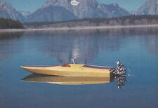 Ski Vee 40 Racing Ski Boat Plans,Templates, Instructions