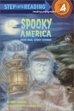 Spooky America: Four Real Ghost Stories (Step into Reading)
