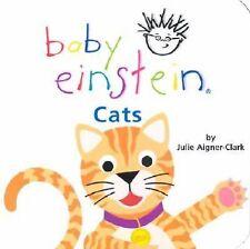 Baby Einstein: Cats - Aigner-Clark, Julie - Board book