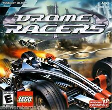 LEGO DROME RACERS. BRAND NEW SEALED. GET READY TO RACE! SHIPS FAST / SHIPS FREE!