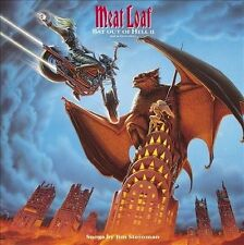 Bat Out of Hell II: Back into Hell by Meat Loaf (Digital DownLoad, Sep-1993, CD