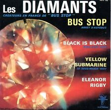 ★☆★ CD Single Les DIAMANTS - The BEATLES Bus Stop EP 4-Track CARD SLEEVE ★☆★
