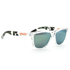 NEW Oakley Eric Koston Signature Frogskin Sunglasses 24-436 Emerald Green Camo