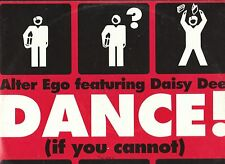 LP 3972  ALTER EGO FEATURING DAISY DEE  DANCE