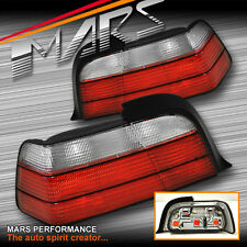Crystal Red M3 Style Tail lights for BMW E36 2D Coupe 318i-s 320i 323i 325i 328i