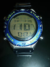 Mens Time Force Digital Sports Chronograph Watch
